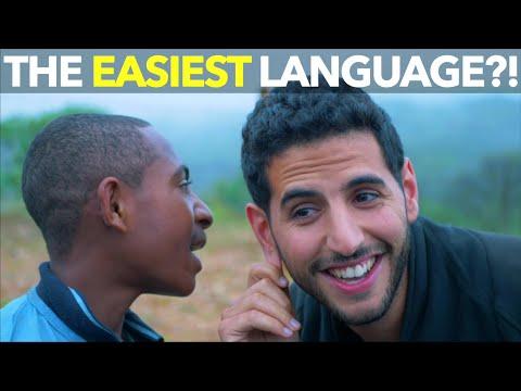 The Easiest Language?!