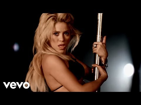 Shakira - Rabiosa (English Version) ft.Pitbull 
