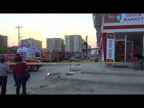 Τουρκία: Εννέα νεκροί και δεκάδες τραυματίες από βομβιστικές επιθέσεις