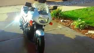 8. Bike Review (first impressions, my 04 ninja 500r)