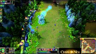 (HD176) aAa vs Fnatic - League Of Legends Replay [FR]