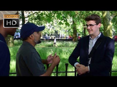 Rising of Christ! Hashim Vs Christian Missionary | Speakers Corner | Hyde Park (видео)
