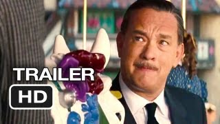 Saving Mr. Banks Official Trailer #1 (2013)