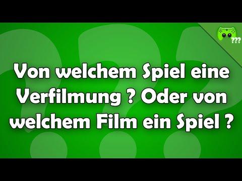 Von welchem Spiel eine Verfilmung ? Oder von welchem Film ein Spiel ? - Frag PietSmiet ?!