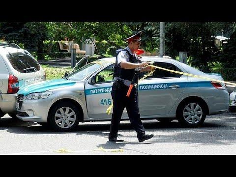Καζακστάν: Ένοπλες επιθέσεις με νεκρούς στην πόλη Αλμάτι