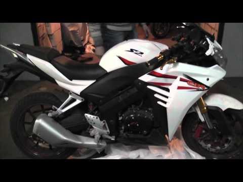 Мотоцикл honda cbr 250r replica отзывы фото