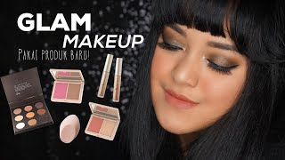 Video GLAM MAKEUP PAKAI PRODUK BARU MP3, 3GP, MP4, WEBM, AVI, FLV November 2018