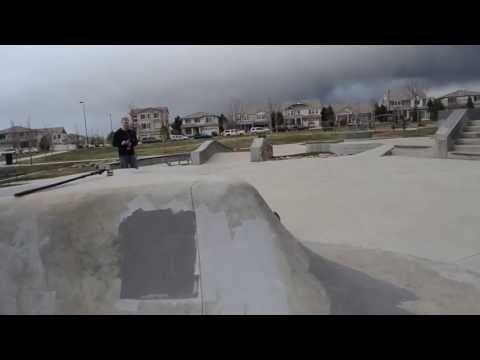 Traxxas Stampede & Losi SCT Play at Skate Park - Green Valley Ranch