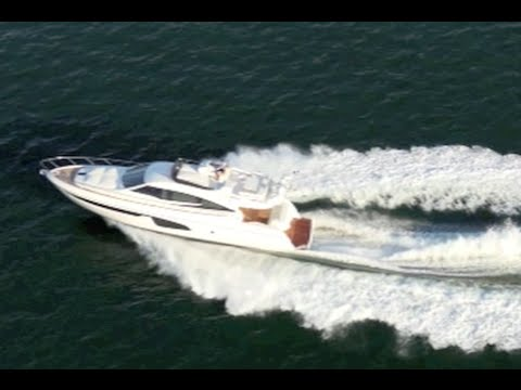 VIDEO: Ferretti 650 from Cannes Boat Show