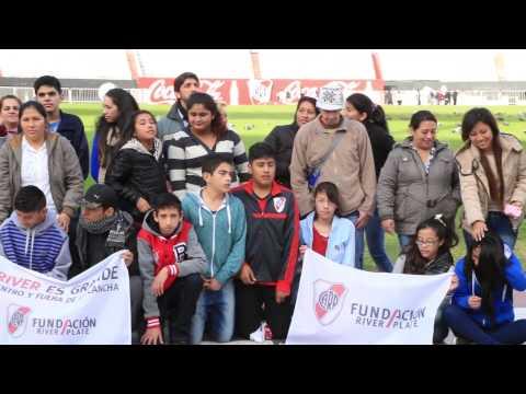 Fundación River: se presentó el programa
