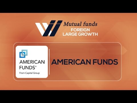 American Funds Europacific Growth A