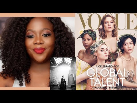 MY EXPERIENCE DOING MAKEUP FOR THE COVER OF VOGUE ON ADESUA ETOMI WELLINGTON