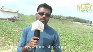Vijay Kanna at Madurai Mavendharkal Shooting Spot
