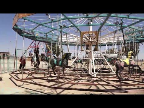 Irak: Der Zerfall des Tourismus am Habbanijah-See westl ...