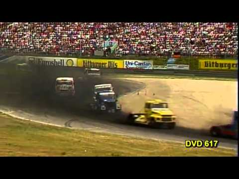 TRUCK GP 1991 Nürburgring  (DVD 617 Trailer)