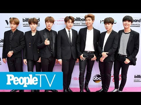 BTS Make Their 'SNL' Debut, Become First South Korean Act To Perform On Comedy Series  PeopleTV