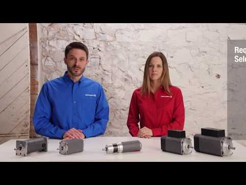 Gear Motor Basics | Matching Gear Motors - Motor Selection