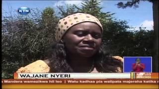 Mweiga Kenya  city images : Kundi moja la wajane mjini mweiga wameianzisha miradi mbali mbali