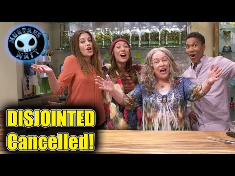 Netflix cancelled DISJOINTED!! (Booo!)