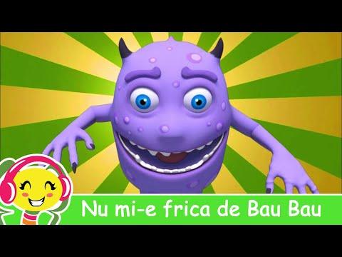 Nu mi-e frica de Bau Bau - CanteceGradinita.ro (видео)