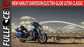 10. 2017 Harley Davidson Electra Glide Ultra Classic Review