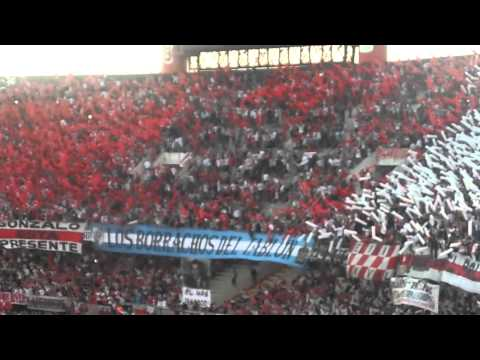 Video - Los Borrachos del Tablon River . Racing 04-05-2014 - Los Borrachos del Tablón - River Plate - Argentina
