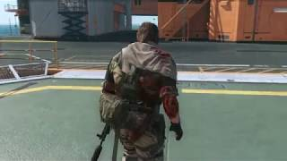 Metal Gear Solid V  The Phantom Pain DD щенок 2