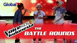 "Video Stevanus vs Genta vs Pedro ""Mahadewi""   The Battle Rounds   The Voice Kids Indonesia 2016 MP3, 3GP, MP4, WEBM, AVI, FLV Juli 2018"