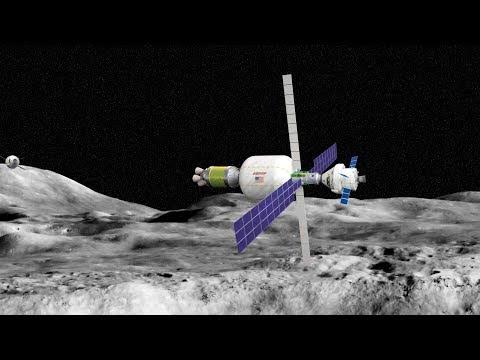 Lunar. Sooner.™ © Bigelow Aerospace/ULA
