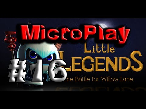 Little legends - Успеешь убить своего противника? [MicroPlay]