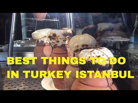 WHAT TO DO IN STANBUL TURKEY