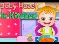 Baby Hazel Game  3D- Kitchen Time -dora games Watch Movie