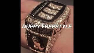 Drake - Duppy freestyle  (Pusha T Diss)
