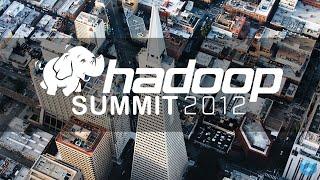 James Kobielus - Hadoop Summit 2012 - TheCUBE