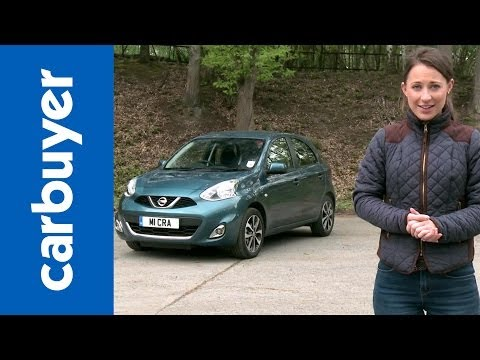 Nissan Micra hatchback 2014 review - Carbuyer