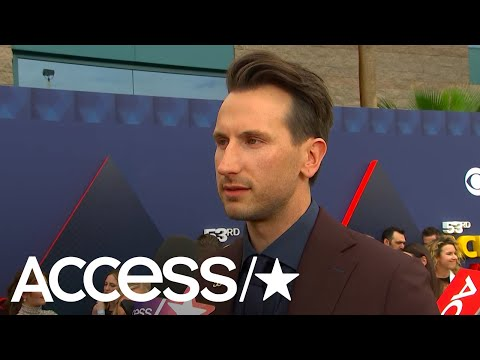 ACM Awards 2018: Russell Dickerson Explains The Meaning Behind His '58' Pin | Access