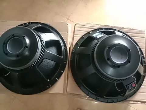 Speaker RCF 18 inc LF18 X400  [subwofer hajatan]