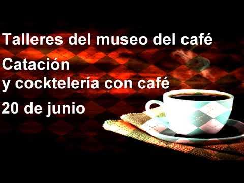 Talleres del Museo del Café junio