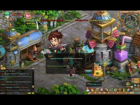 Tales of Laputa - gameplay 1