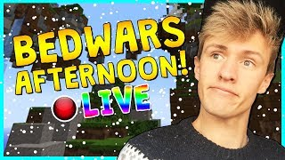 • BEDWARS AFTERNOON!? | MINECRAFT LIVESTREAM | COME PLAY!