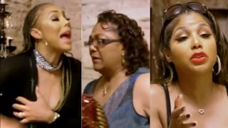 Video Tamar Braxton goes off on her father and his wife Wanda. DRAMATIC SCENE! MP3, 3GP, MP4, WEBM, AVI, FLV April 2018