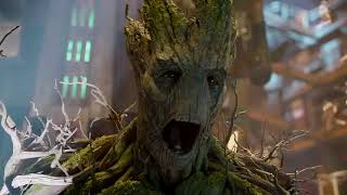 Guardians Of The Galaxy 2014 IMAX CLIP   Prison Break 'Oh Yeah   I Am Groot' Scene HD720p
