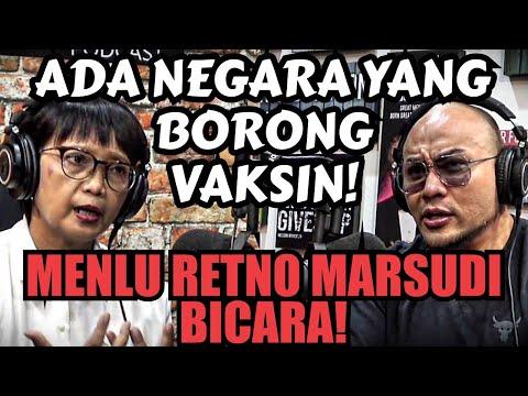 DARI FPI SAMPAI JUMLAH VAKSIN KITA- MENLU Retno Marsudi Bicara! -Deddy Corbuzier Podcast