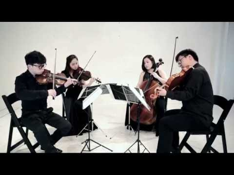 Meison Quartet - Wedding March - Mendelssohn - String Quartet
