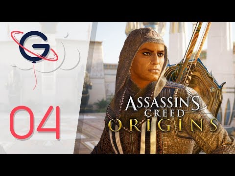 AKHENATONE - Assassin's Creed Origins : The Curse of the Pharaohs FR #4