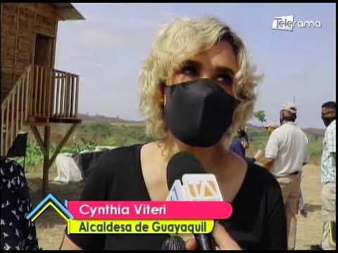 Municipio de Guayaquil contrata 400 maestros para dar clases a niños en Monte Sinaí