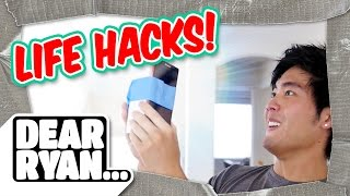 Video Life Hacks! (Dear Ryan) MP3, 3GP, MP4, WEBM, AVI, FLV Agustus 2018