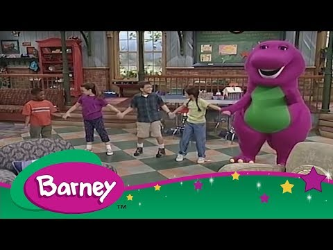 Barney 🎮 What Game Would You Like To Play? 🎮