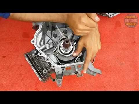 How to rebuild an engine honda.Honda gx240 rebuild. Honda generator repair part 1 of 3