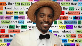 OutKast - Ms. Jackson | André 3000's Verse | Rhymes Highlighted